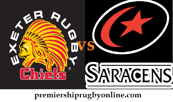 Saracens vs Exeter Chiefs