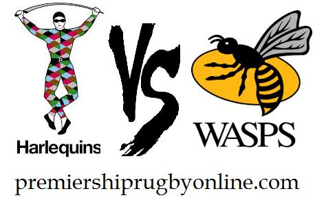 Harlequins vs Wasps