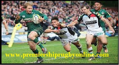 Leicester Tigers vs Harlequins