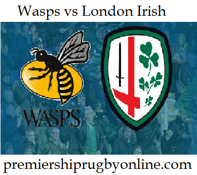 London Irish vs Wasps