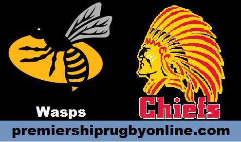 Exeter Chiefs vs London Wasps Live