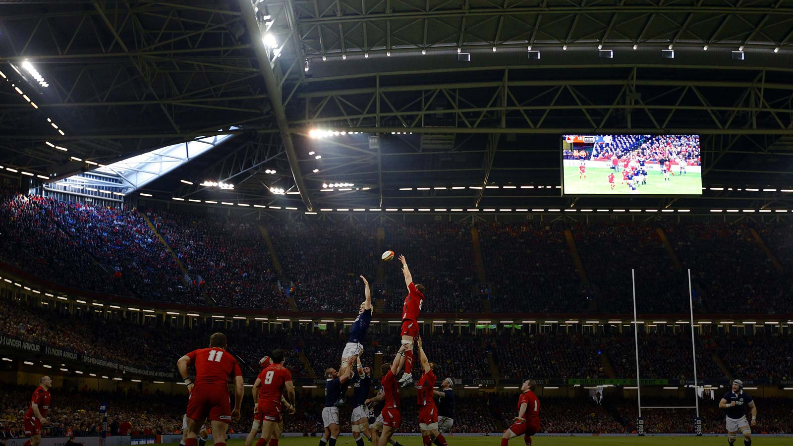 2018 Saracens vs Exeter Chiefs Rugby Live
