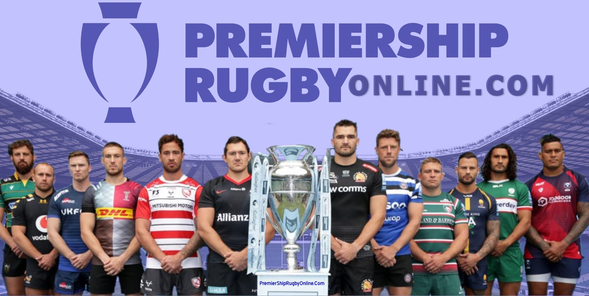 Watch Premiership Rugby Live Stream 2021 Online - Highlights, Results & Schedule slider